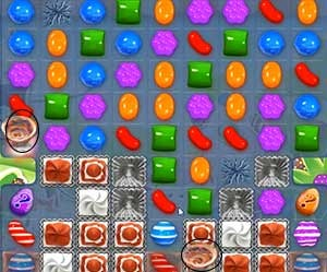 level 132 candy crush how to get wrapped candy
