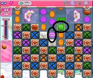how to make color bombs in candy crush