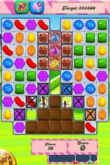 Candy crush level 461 cheats how to beat level 461 help for Candy crush fish