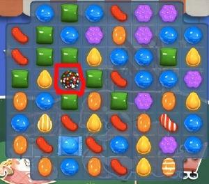 Candy Crush Level 397 help