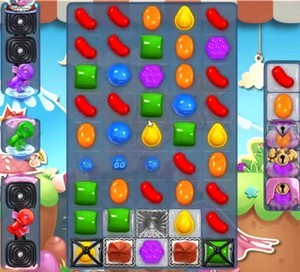 Candy Crush Level 740 tip