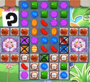 Candy crush level 810 cheats how to beat level 810 help for Candy crush fish