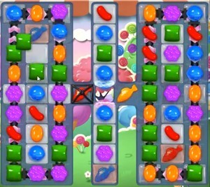 Candy crush level 937 cheats how to beat level 937 help for Candy crush fish
