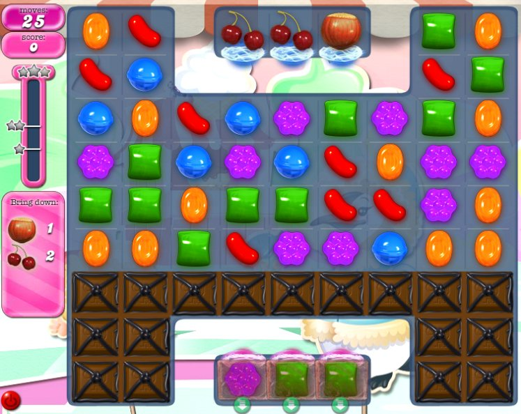 candy crush level 1056 cheats