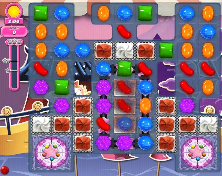 candy crush level 1784 cheats