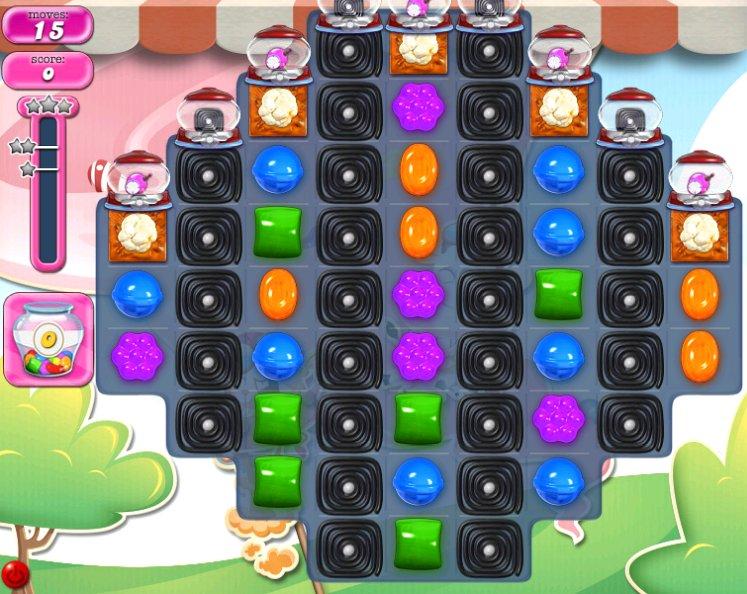 candy crush level 2292 cheats