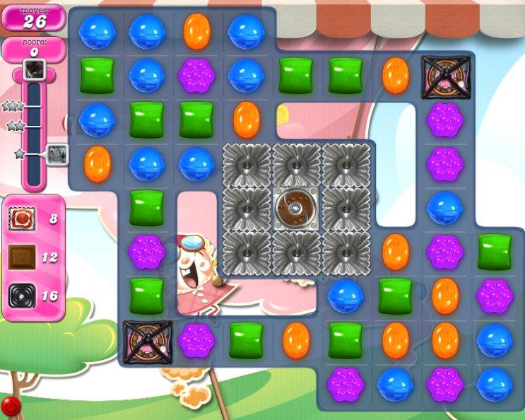 candy crush level 2293 cheats