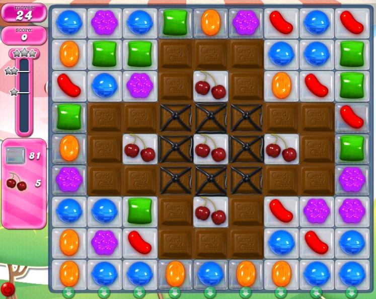 candy crush level 2294 cheats