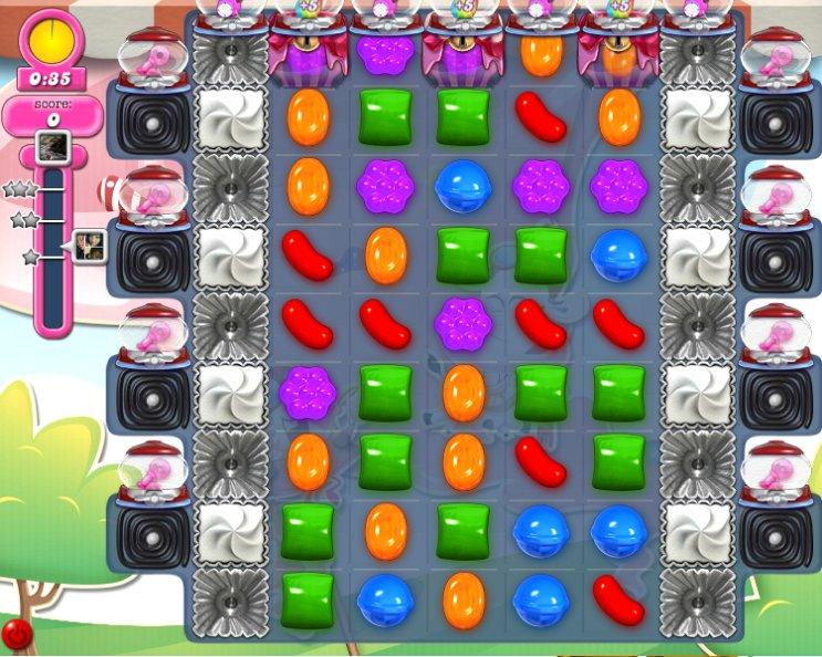 candy crush level 2295 cheats