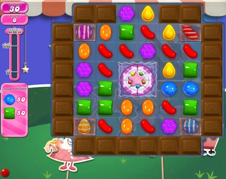 candy crush level 397 cheats