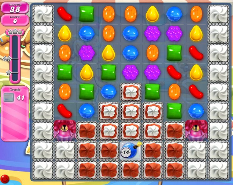 Candy crush level 1560 cheats how to beat level 1560 help - 1600 candy crush ...