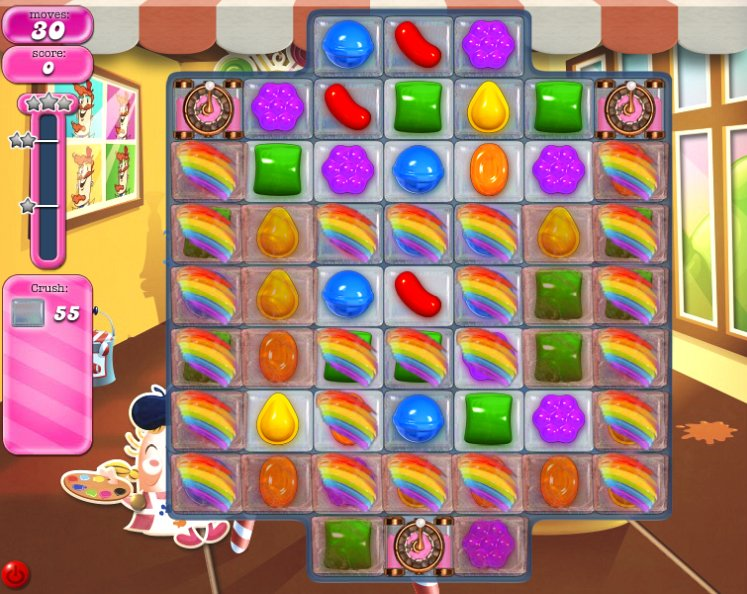 Candy crush level 1570 cheats how to beat level 1570 help - 1600 candy crush ...