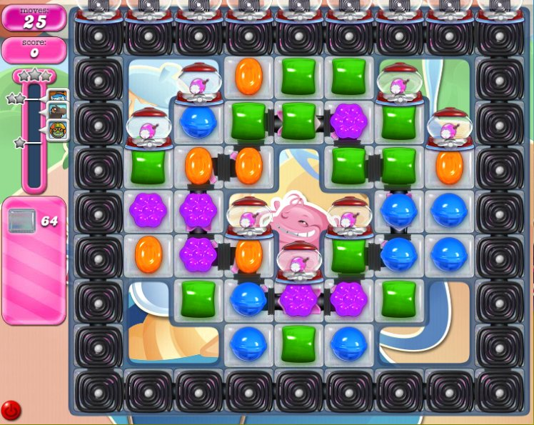 Candy crush level 1607 cheats how to beat level 1607 help - 1600 candy crush ...
