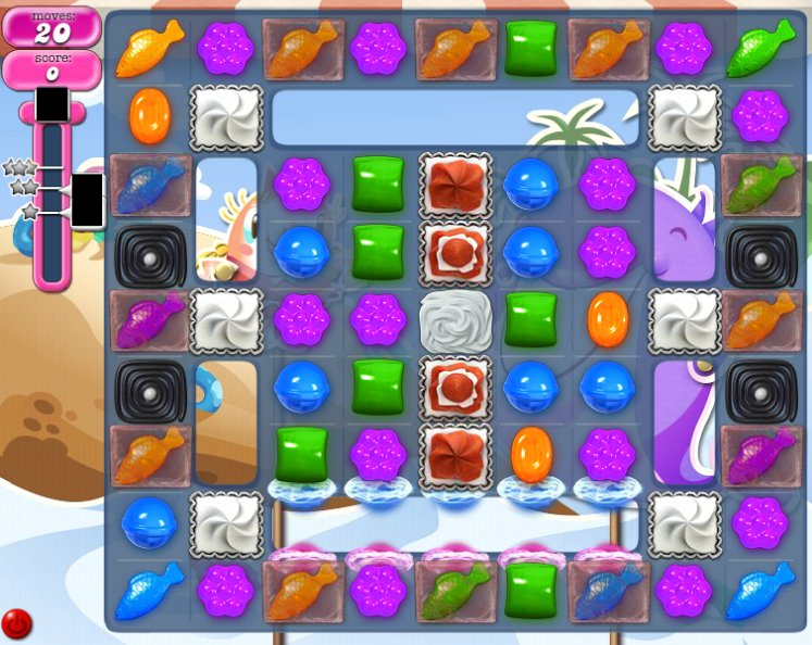 Candy crush level 1640 cheats how to beat level 1640 help - 1600 candy crush ...