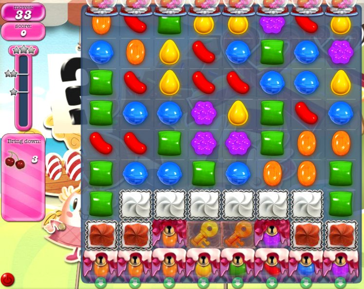 how to get pass level 153 in candy crush saga