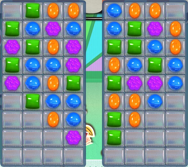 Candy Crush Level 16 tip