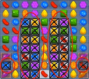 Candy Crush Level 251 tip