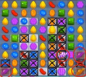 Candy Crush Level 251 help