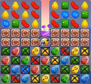 Candy Crush Level 294 tip