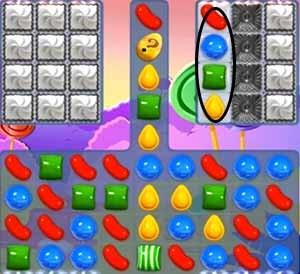 Candy Crush Level 300 cheats