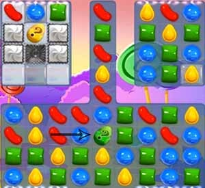Candy Crush Level 300 help