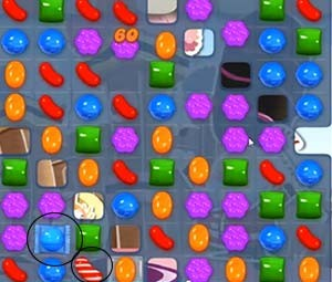 Candy Crush Level 393 tip
