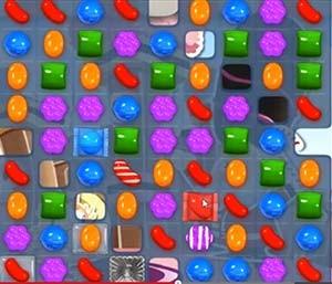 Candy Crush Level 393 help