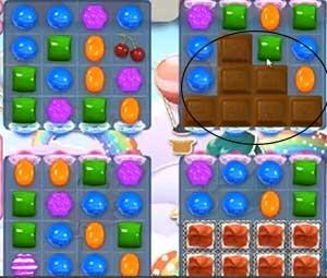 how to win candy crush saga level 1274