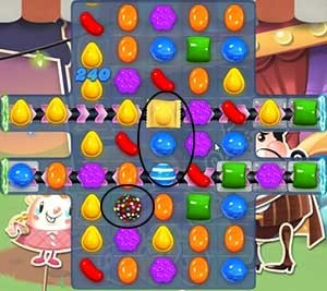 Candy Crush Symbols