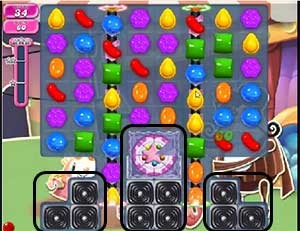 Candy Crush Level 550 tip