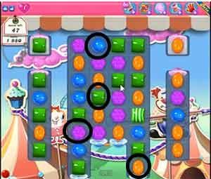 Candy Crush Level 183 help