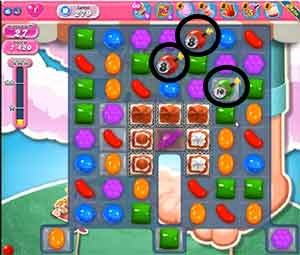 Candy Crush Level 279 cheats