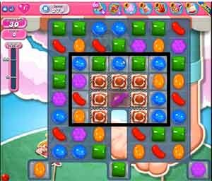 Candy Crush Level 279 tip