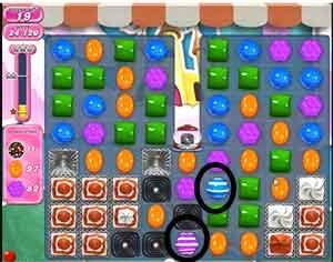 Candy Crush Level 289 help