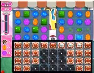 Candy Crush Level 289 tip
