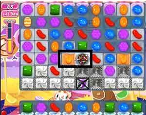 Candy Crush Level 292 cheats