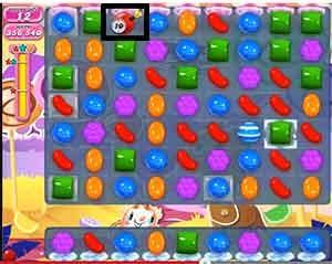 Candy Crush Level 292 help