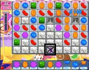 Candy Crush Level 292 tip