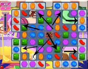 Candy Crush Level 298 tip
