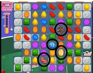 Candy Crush Level 398 help