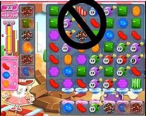 Candy Crush Level 455 cheats