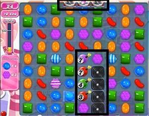 Candy Crush Level 489 help
