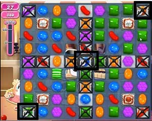 Candy Crush Level 518 help