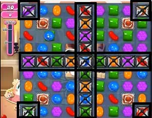 Candy Crush Level 518 tip