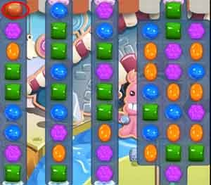 Candy Crush Level 90 tip
