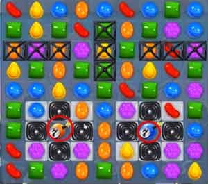 Candy Crush Level 106 tip
