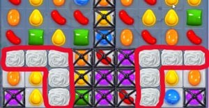 Candy Crush Level 37 help
