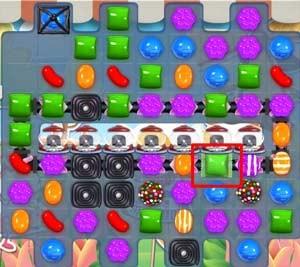 Candy Crush Level 599 help