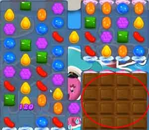 Candy Crush Level 139 tip