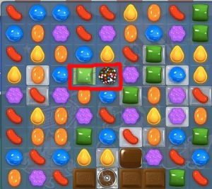Candy Crush Level 396 help